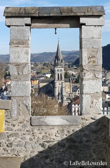 Église paroissiale du Sacré Cœur Lourdes