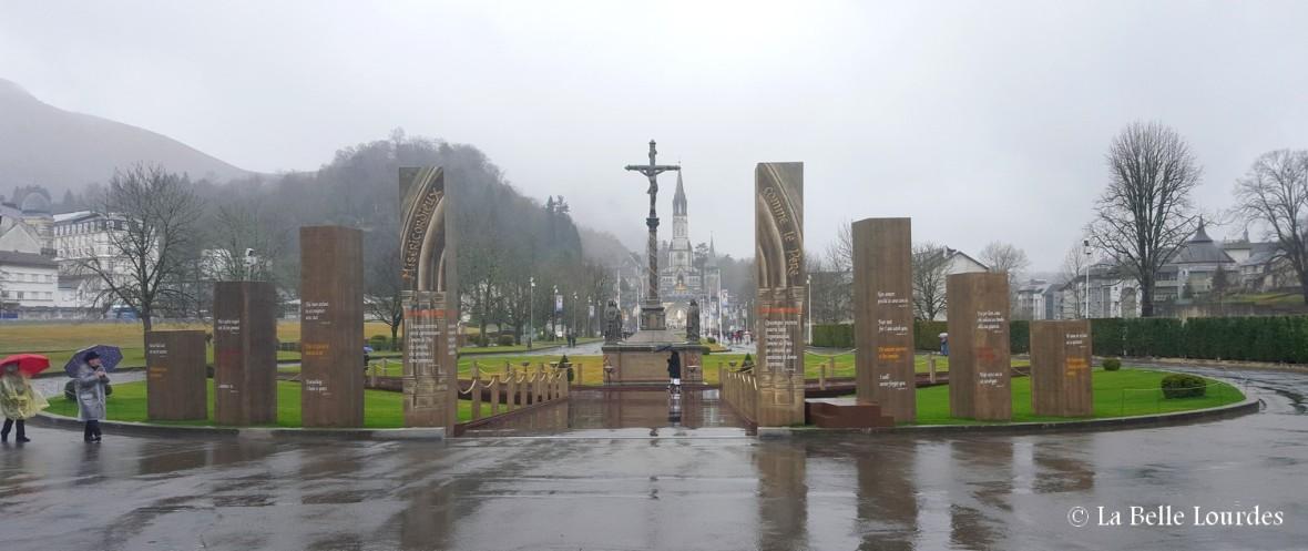 Sanctuaire Lourdes