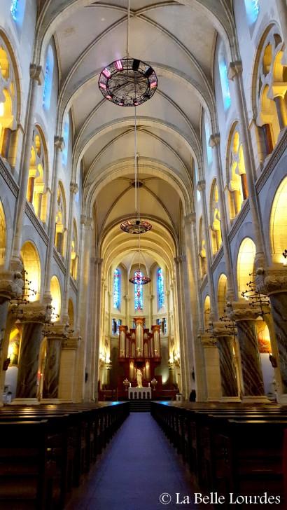 Église paroissiale du Sacré Coeur La Belle Lourdes
