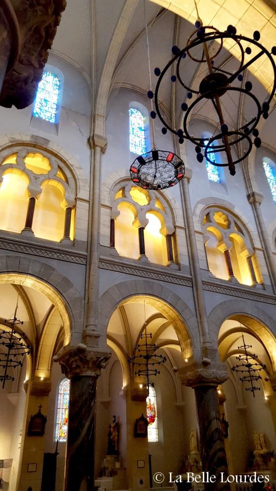 Église paroissiale du Sacré Cœur La Belle Lourdes