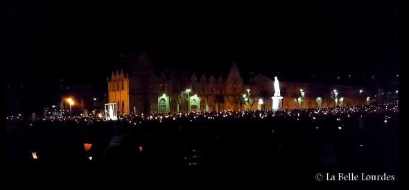 Flambeaux Lourdes 2016 La Belle Lourdes