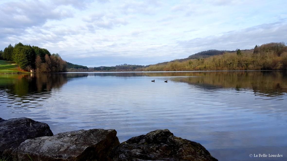 Lac de Lourdes La Belle Lourdes