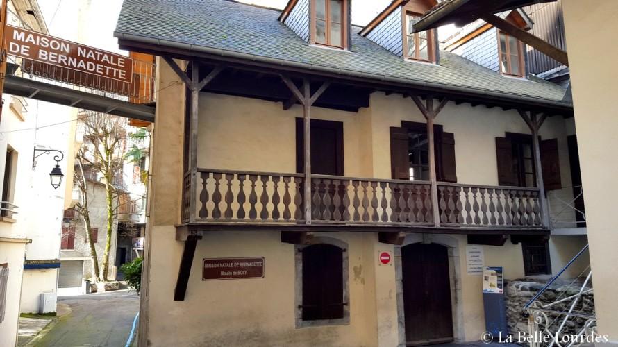 Le Moulin de Boly La Belle Lourdes