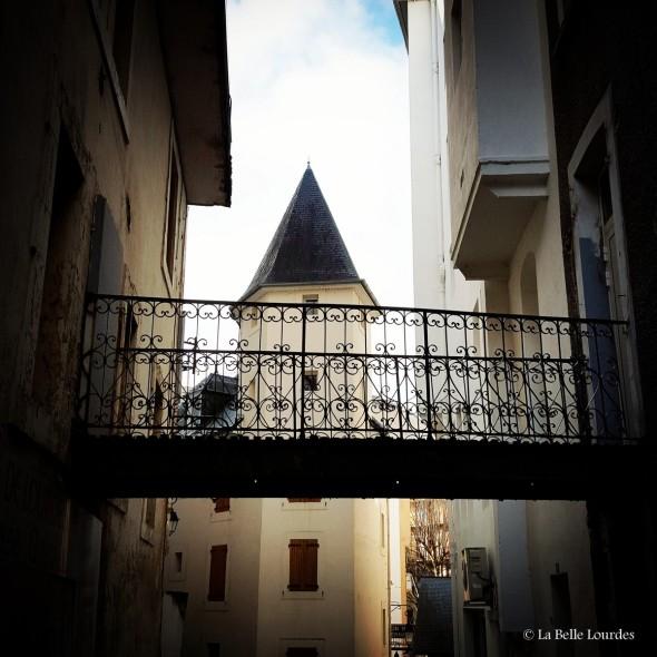 Rue Bernadette Soubirous La Belle Lourdes