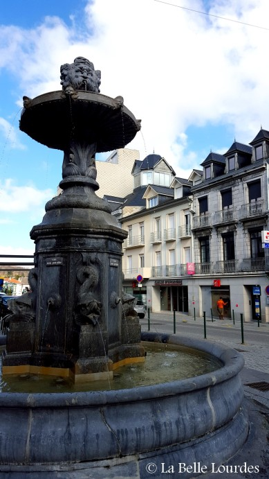 Place Marcadal La Belle Lourdes