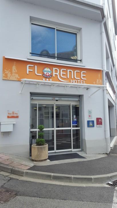 Hôtel Florence*** Lourdes Tourisme et Handicap